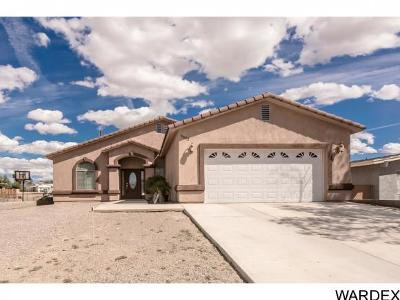Fort Mohave Single Family Home For Sale: 4402 S Calle Viveza