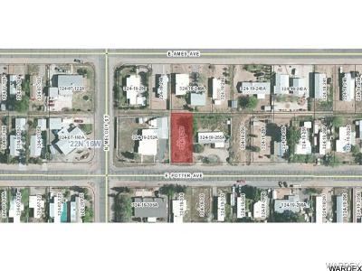 Kingman Residential Lots & Land For Sale: 3139 E Potter Ave