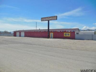 Fort Mohave Commercial For Sale: 1370 E Valencia Rd