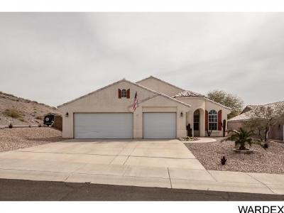 Bullhead City Single Family Home For Sale: 2982 Desierto Verde