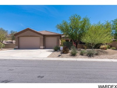 Bullhead City AZ Single Family Home For Sale: $477,713