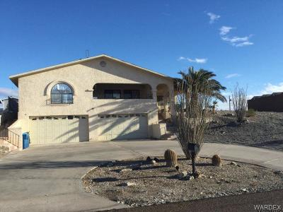 Lake Havasu City AZ Single Family Home For Sale: $319,900