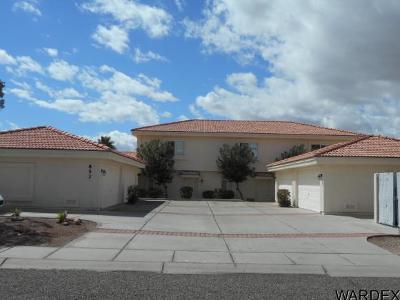 Bullhead City Multi Family Home For Sale: 853 Warren Rd