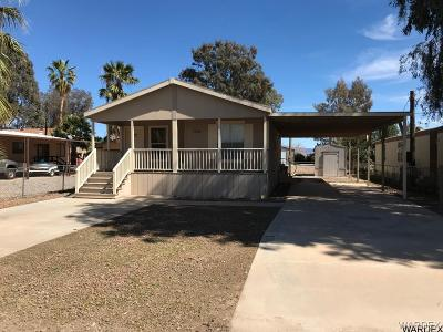 Mohave Valley Manufactured Home For Sale: 7796 S Cardinal Dr