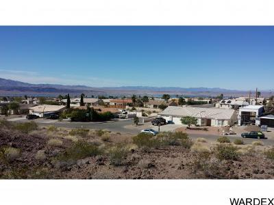 Lake Havasu City AZ Residential Lots & Land For Sale: $117,000
