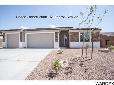 Kingman Single Family Home For Sale: 2317 Wildflower St