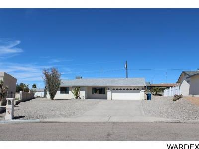 Lake Havasu City AZ Single Family Home For Sale: $248,900