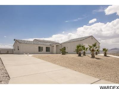 Bullhead City AZ Single Family Home For Sale: $525,000