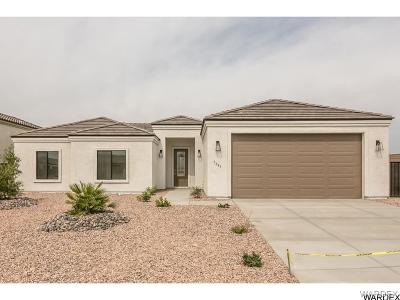 Fort Mohave Single Family Home For Sale: 5673 S Quarry Ave