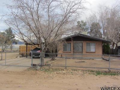 Kingman Single Family Home For Sale: 2480 E Neal Ave