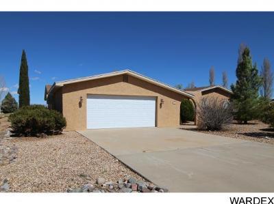 Kingman AZ Single Family Home For Sale: $192,900