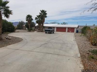 Bullhead City AZ Single Family Home For Sale: $189,000