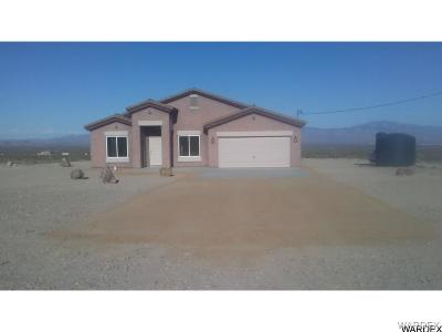 Golden Valley Single Family Home For Sale: 5480 S Peridot Road