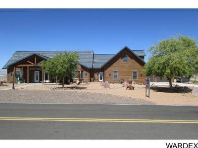 Bullhead City Single Family Home For Sale: 2085 Riverview Dr