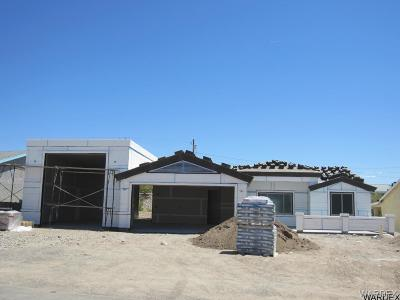 Lake Havasu City Single Family Home For Sale: 3782 Aqua Dr