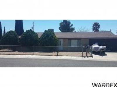 Kingman AZ Single Family Home For Sale: $185,000