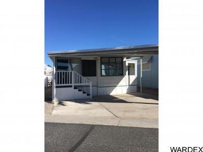 Bullhead City AZ Manufactured Home For Sale: $67,000