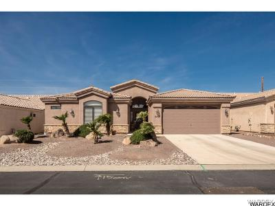 Fort Mohave Single Family Home For Sale: 6153 S Lago Grande Drive