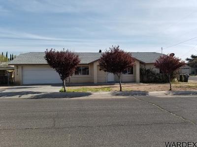 Kingman Single Family Home For Sale: 2310 E Morrow Ave