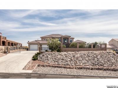 Bullhead City Single Family Home For Sale: 4318 Mercer Rd