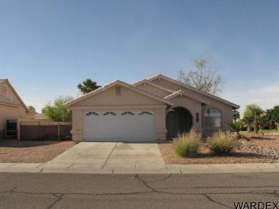 Fort Mohave Single Family Home For Sale: 1882 E Owens Lake Dr