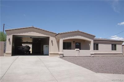 Lake Havasu City Single Family Home For Sale: 2355 N Pima Dr N
