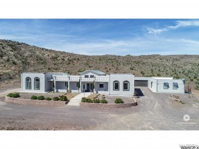 Kingman Single Family Home For Sale: 3333 N Thunderbird Canyon Rd