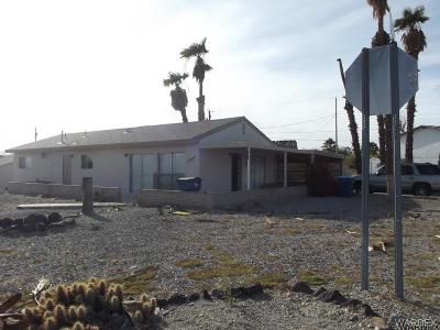 Lake Havasu City Single Family Home For Sale: 2325 N Smoketree Ave N