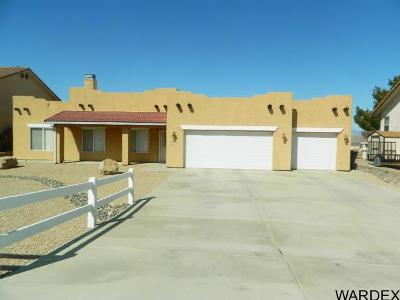 Kingman Single Family Home For Sale: 9703 N Vista Dr
