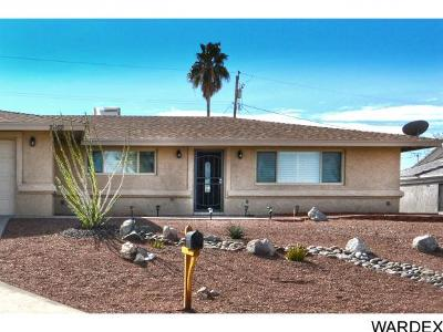 Lake Havasu City Single Family Home For Sale: 2662 Beverly Glen Dr.