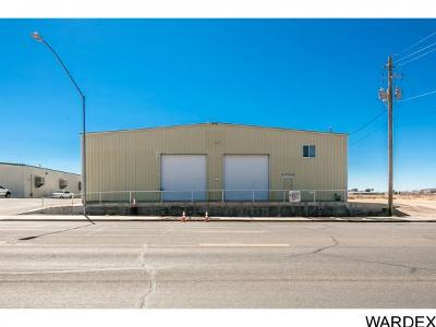 Kingman Commercial For Sale: 2700 Airway Ave