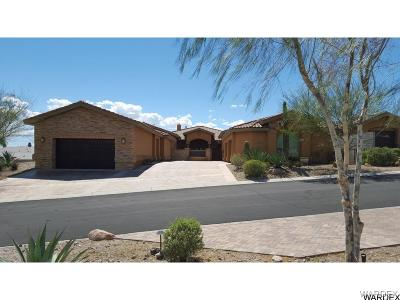 Bullhead City Single Family Home For Sale: 1423 Pioneer Trl