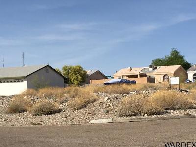 Lake Havasu City AZ Residential Lots & Land For Sale: $55,000