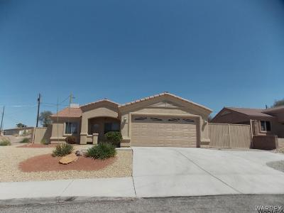 Lake Havasu City AZ Single Family Home For Sale: $269,000