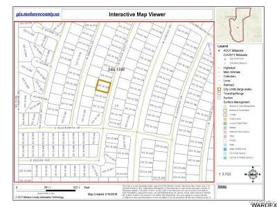 Kingman Residential Lots & Land For Sale: 10103 N Black Boot Dr