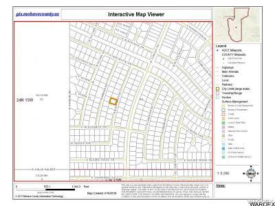 Kingman Residential Lots & Land For Sale: 10113 N Black Boot Dr