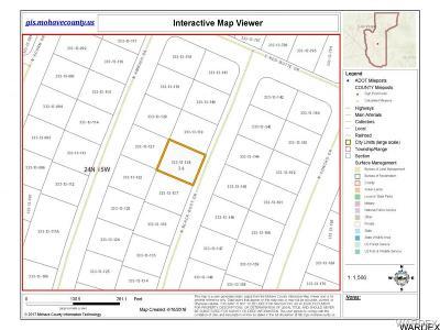 Kingman Residential Lots & Land For Sale: 10153 N Black Boot Dr