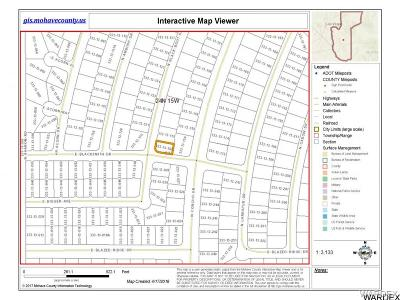 Kingman Residential Lots & Land For Sale: N Black Boot Drive