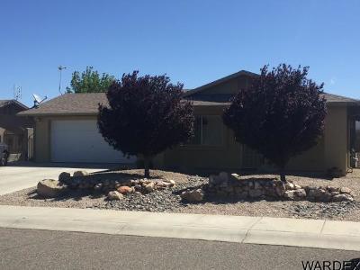 Kingman Single Family Home For Sale: 3296 N Prescott St
