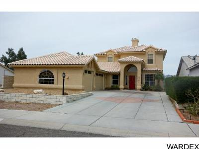 Fort Mohave Single Family Home For Sale: 5781 S Desert Lakes Drive