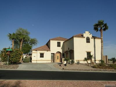 Fort Mohave Single Family Home For Sale: 6188 Vista Laguna Drive
