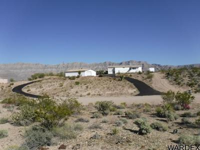 Mohave County Manufactured Home For Sale: 30160 N Hidden Dr #FH