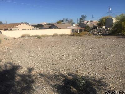 Mohave County Residential Lots & Land For Sale: 154 Chippewa Ln