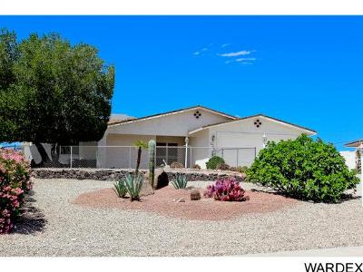 Lake Havasu City Single Family Home For Sale: 2775 Castaway Dr