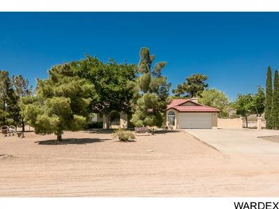 Golden Valley Single Family Home For Sale: 2815 W McConnico Rd