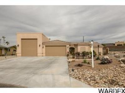 Lake Havasu City Single Family Home For Sale: 3821 Deerpath Dr