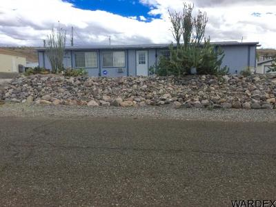 Mohave County Manufactured Home For Sale: 2768 Paloma Senda