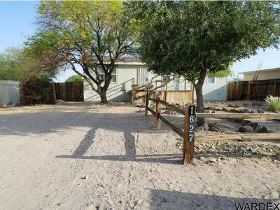 Fort Mohave Single Family Home For Sale: 1627 E Gran Circulo