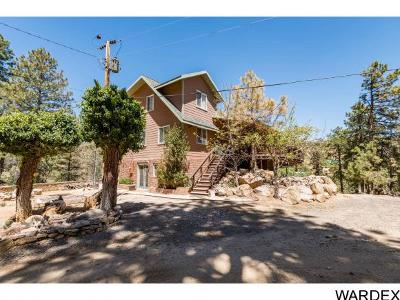 Kingman Single Family Home For Sale: 4690 S Hansen Road