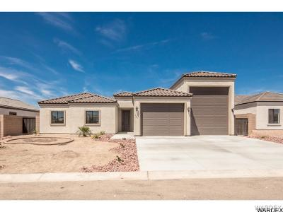 Fort Mohave Single Family Home For Sale: 5672 S Couples Lane